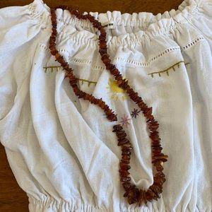 Vintage Baltic Amber necklace